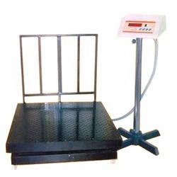 Industrial Platform Weighing Scale.