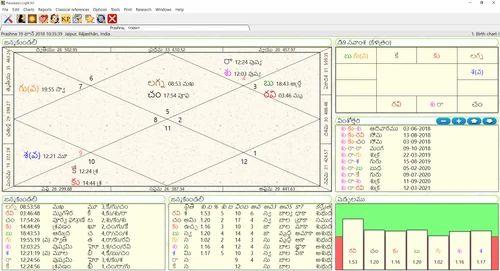 Parashara''s Light 9 0 (Astrology Software) Professional Edition