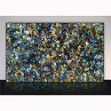 Black Opal Gemstone Slab