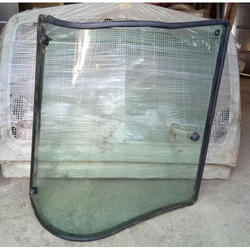 Transparent Curved Toughened And Laminated Glass