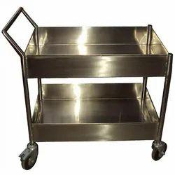 Mobile Crockery Trolley