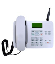 Wi-Bridge White GSM Wireless Phone Suppliers