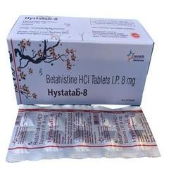 Betahistine HCl Tablets