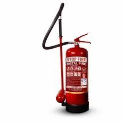 TEC Power Based Class D 1Kg Portable Metal Fire Extinguishers