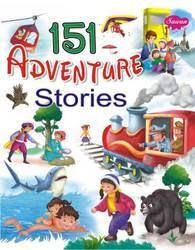 151 Adventure Stories Book