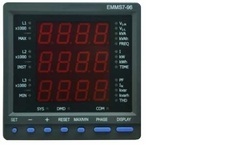 Multifunction Meter With Modbus Connectivity, Model: Emms7-96