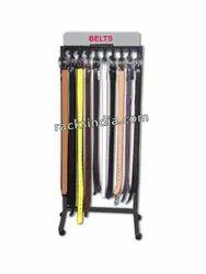 60 Black Display Rack For Belts, Model Name/Number: ke-742, Size: 30