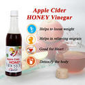 Superbee Apple Cider Honey Vinegar 450ml