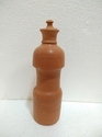 Clay Bottle Jar Red-MK002