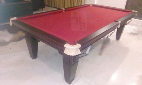 JBB Pool Table (P 3) With Blue, Green Or Red Cover,