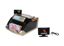 Fully Automatic Money Counting Machine