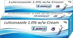 Luliconazole 1.0% Cream