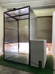 Sanitizing Disinfection Tunnel Cabin With Jetting