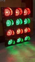 100mm Led Traffic Light