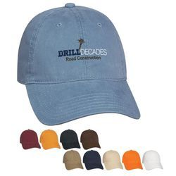 Cotton Drill Caps