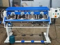4 Spindle Ball Winding Machine