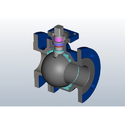 Cavity Filler Ball Valve