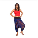 Mandala Harem Pants