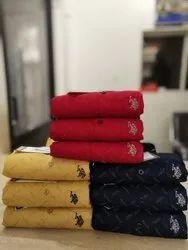 Regular Fit Casual Wear Mens Cotton Shirts