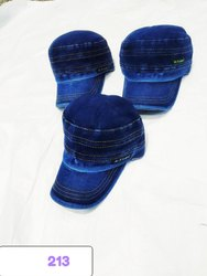 Sports Jeans Caps And Hats, Code 213