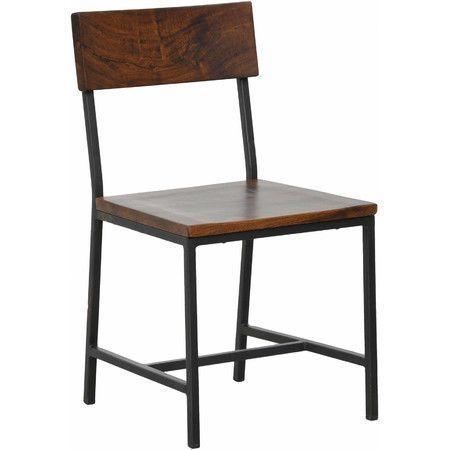 Amazing School Iron Chair