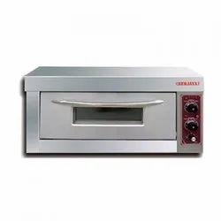 Berjaya Industrial Beyjaya Electric Infrared Baking Oven 1 Deck 1 Tray, Size/dimension: Small, Capacity: 10