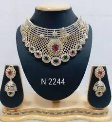 Designer Bridal Necklace Set