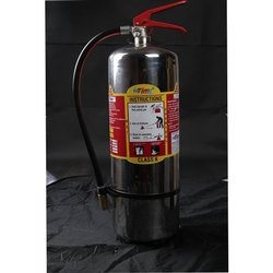 Kitchen Type Fire Extinguishers, Capacity: 4Kg