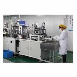 Automatic Disposable Mask Making Machine