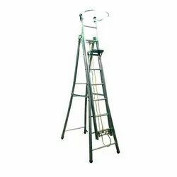 MNO-1 Aluminum Self Supported Extension Ladders