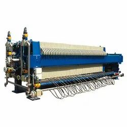Membrane Filter Press for Industrial, Automation Grade: Semi-Automatic