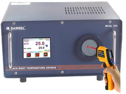 Pressure Calibrator With HP 01 Pump