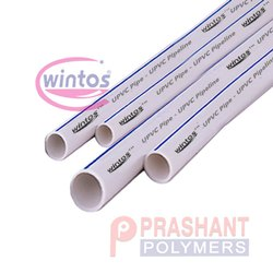 UPVC Plumbing Pipe 40sch And 80sch