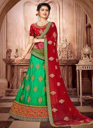 96e1c290e5 Semi-Stitched Party Wear Designer Lehenga Choli, Rs 3030 /piece | ID ...