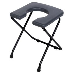 S-8 Fiber Commode Stool
