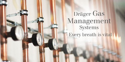 Drager Medical Gas Pipeline System or MGPS