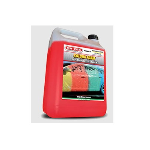 Car Wash Chemicals Color Foam Car Wash Chemical