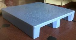 Advance White Or Your Choice Antistatic Plastic Pallets, Capacity: Up To 3 Ton, for Storage