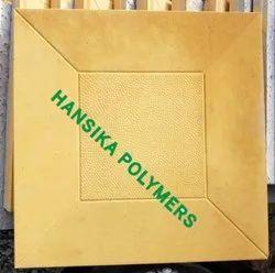 Rubber Center Square Tile Moulds, Model Name/Number: HP 247