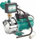 FWJ Single Pump Booster SS Impeller