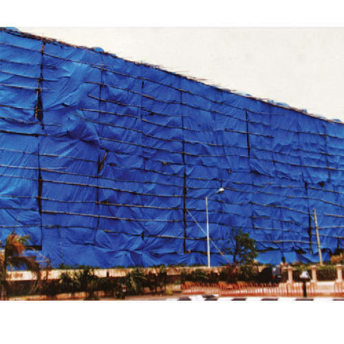 Blue Construction Covers, For Construction And Civil Work