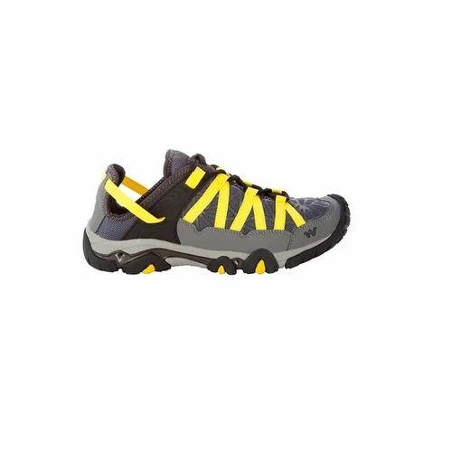 Wildcraft Men trail running shoes grey
