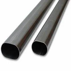 Elliptical Stainless Steel Tubes