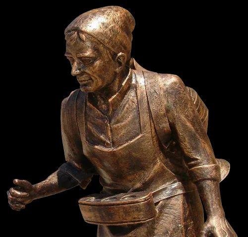 Fiber Glass Statue Making