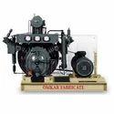 Multi Stage High Pressure Compressors