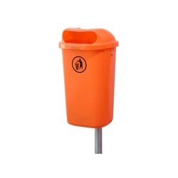 Single Litter Bins