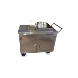 Food Carrying Trolley