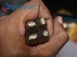 SKE Iron Jewelry Making Stamp