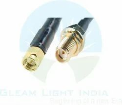 RF Cable Assemblies SMA Female to SMA Male in LMR400