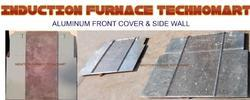 Aluminum Front Cover & Side Wall, For Furnace, High